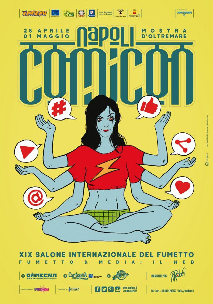 Napoli Comicon 2017