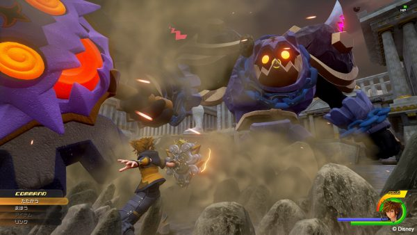 Tetsuya Nomura parla di Kingdom Hearts III