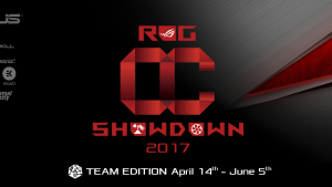 asus rog showdown