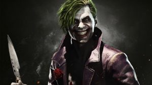 Injustice 2 - Joker