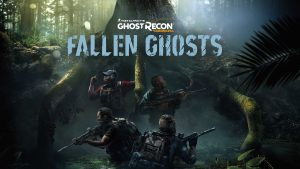 Tom Clancy's Ghost Recon Wildland.
