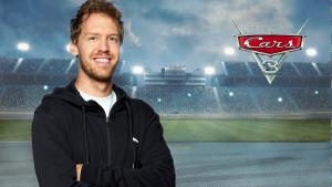Sebastian Vettel Cars 3