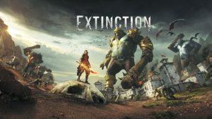 exctinction