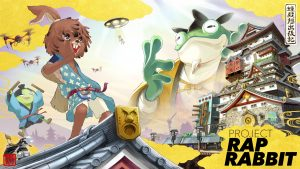Project Rap Rabbit Key Art