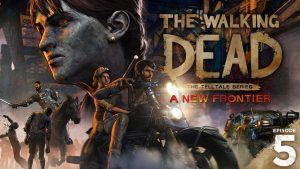 the walking dead from the gallows