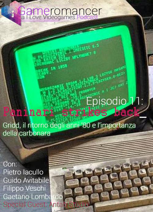 Gameromancer 11: Paninari Strikes Back