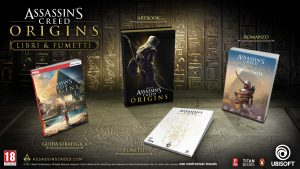 Assassin's Creed: Origins Publishing