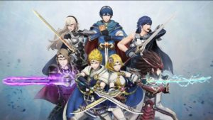 fire emble warriors