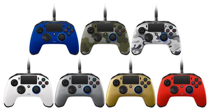 Revolution Pro Controller nuove colorazioni