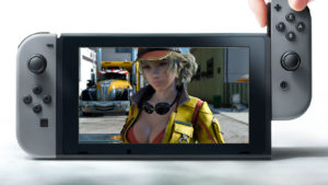 final fantasy xv nintendo switch