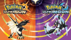 Pokémon Ultra Sole e Ultra Luna