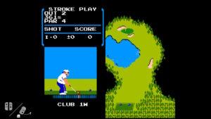 golf flog