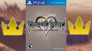 Kingdom Hearts PS4 Collection