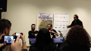 Press Cafe raphael lacoste assasin's creed marko Djurdjevic