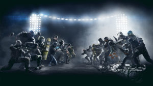 Rainbow Six Siege.