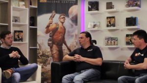 outcast second contact dev diary