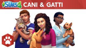 the sims 4 cani & gatti