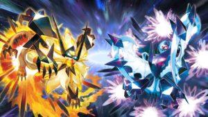 Pokémon Ultrasole e Pokémon Ultraluna