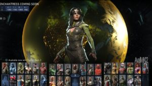 injustice 2 enchantress