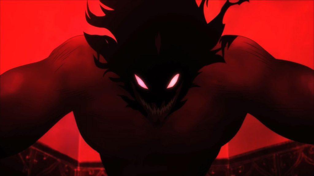 Devilman Crybaby Amon