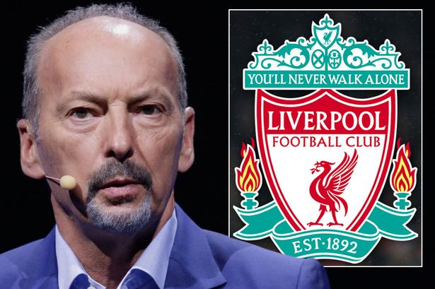 Peter Moore Liverpool