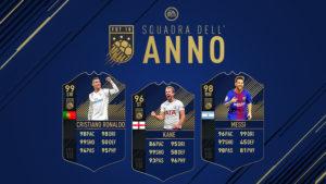 Squadra dell'Anno di FIFA 18 Ultimate Team