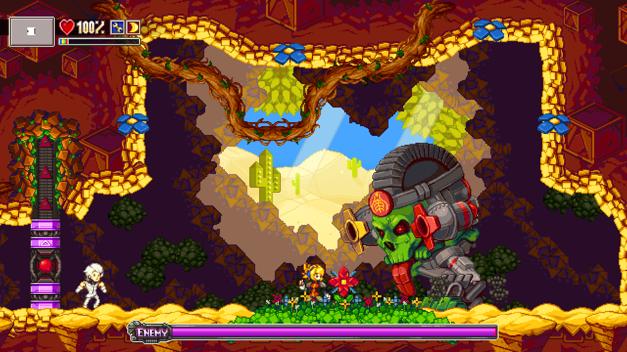 iconoclasts boss fight