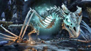 Dragon Bones the elder scrolls