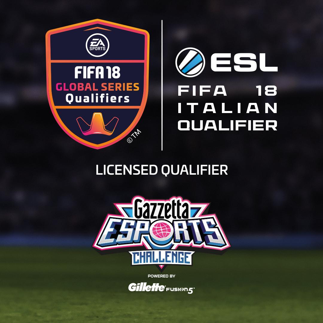 Torneo per i playoff del mondiale di fifa 18 al napoli comicon for Esterno attacco fifa 18