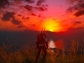 the witcher 3 sunset2
