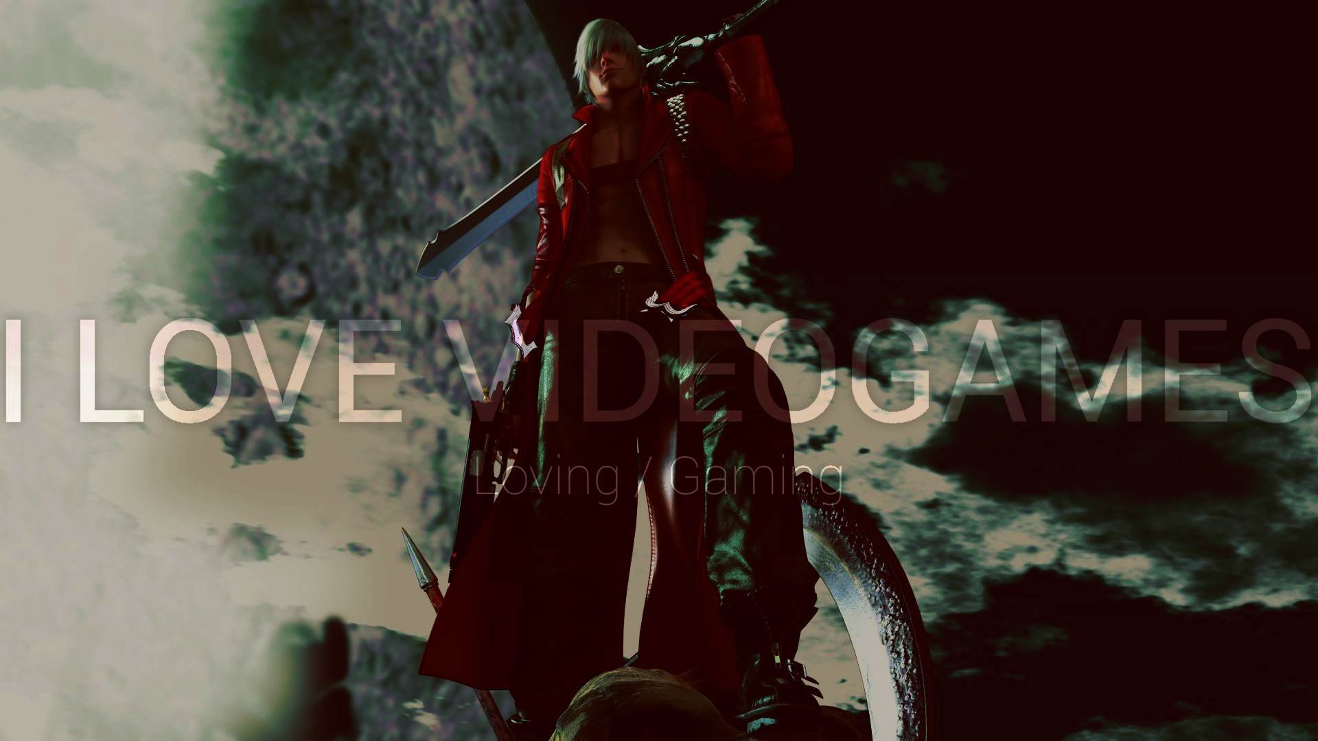 devil may cry hd collection facebook cover