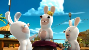rabbids amusement center