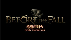 Final Fantasy XIV A Realm Reborn - patch 2.5 DirectX