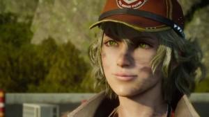 Cindy FF XV Final Fantasy XV