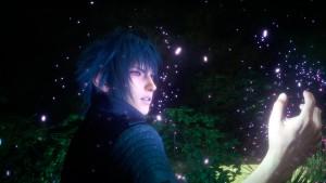 Final Fantasy XV Episode Duscae - Noctis Occhi Rossi