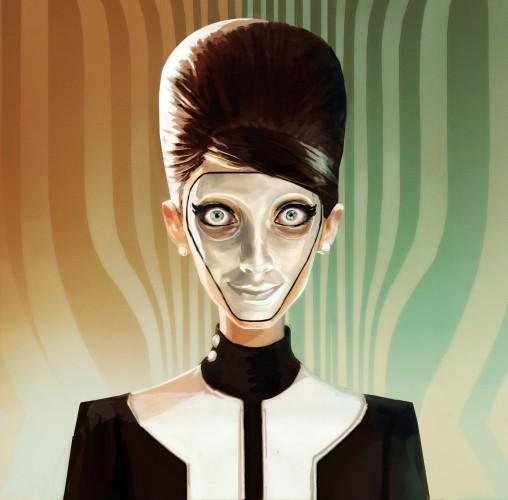 GlimpseWoman Compulsion Game new project