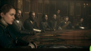 the order: 1886 character model 3