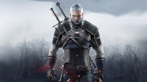 The Witcher 3 - Geralt