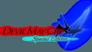 DMC4 devil may cry 4: special edition logo