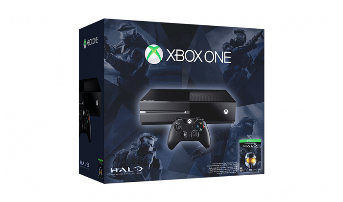 Xbox One bundle Halo: The Master Chief Collection