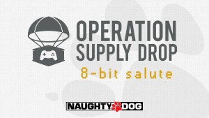 Naughty Dog - Operation Supply Drop's 8-Bit Salute