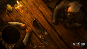 The Witcher 3: wild hunt gwent