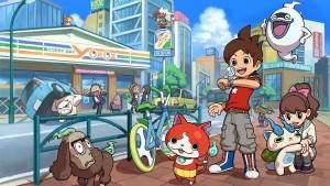 YO-KAI WATCH level-5