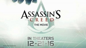 Assassin's Creed: The Movie