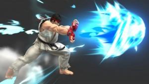 Super Smash Bros. Wii U/3DS - Ryu - hadoken