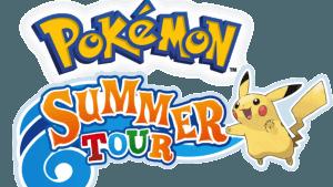 pokemon summer tour