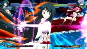 Nitroplus Blasterz: Heroines Infinite Duel.