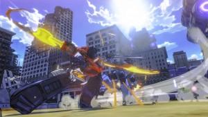 Transformer: Devastation