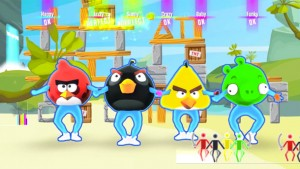 just dance 2016 angry birds