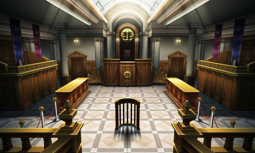 Tribunale in Giappone